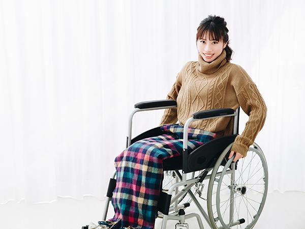 障がい者の活躍 イメージ
