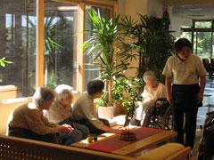 特別養護老人ホーム 風景その1
